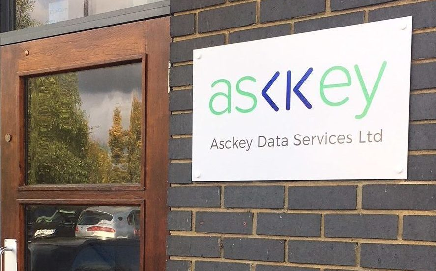 Asckey Data Services Front Door Image