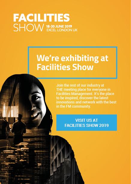 Facilities Show 2019 Advert